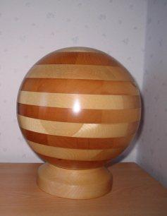 Liimapuupallo